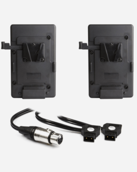 dual battery plate luci al plasma hive