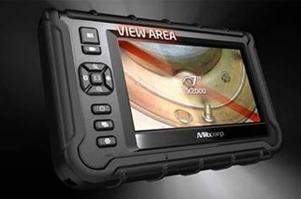 MONITOR X2000 HD 7″