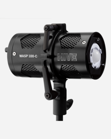 WASP 100-C OPEN FACE LED LIGHT