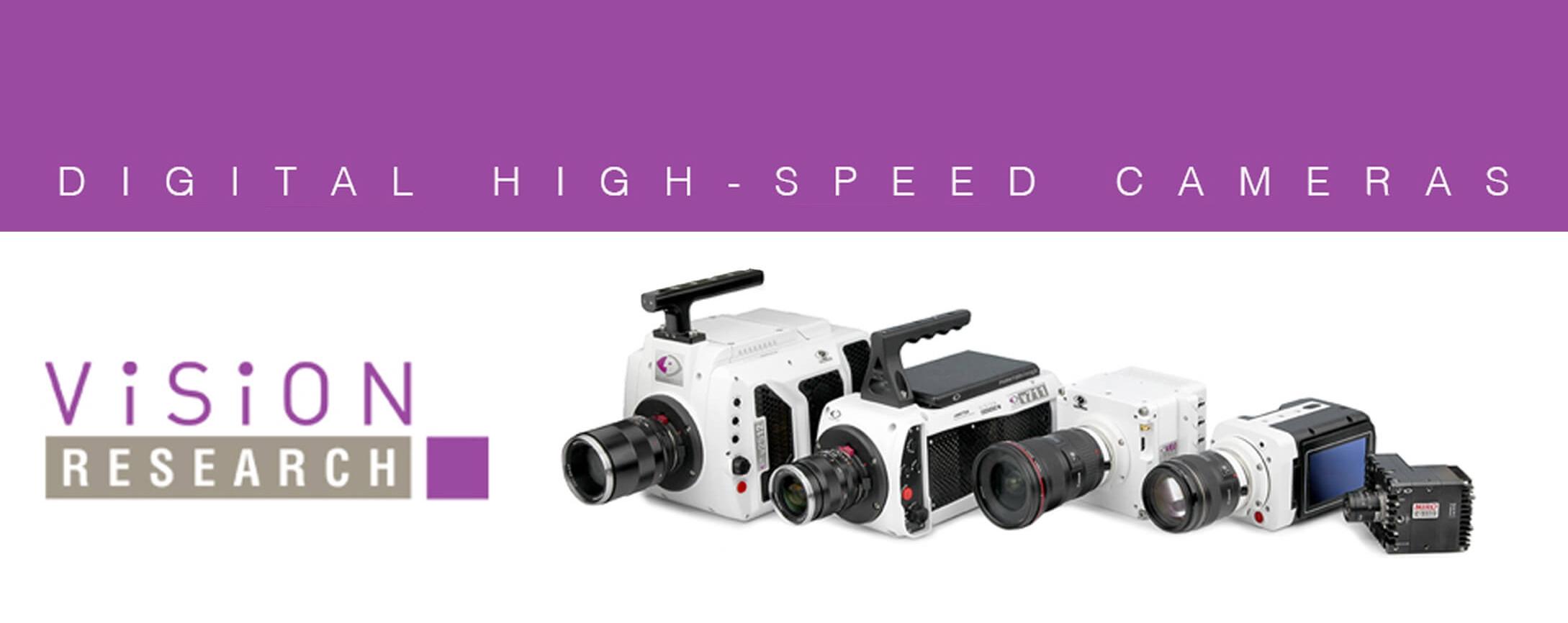 telecamere phantom vision research,telecamere alta velocità