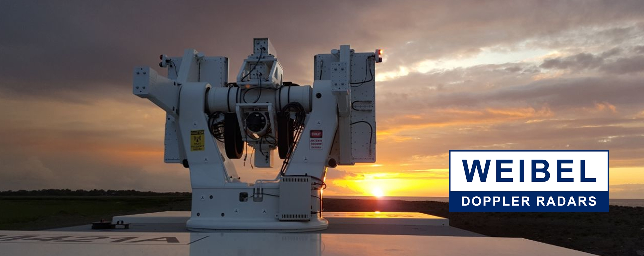 weibel doppler radars milano systems