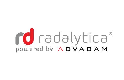 radalytica, endoscopio industriale