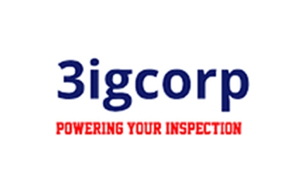 3 ig Corp Brand, power your inspection