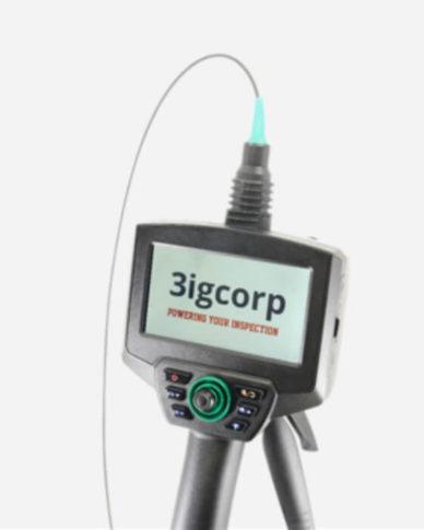 Videoendoscopio a diametro ridotto