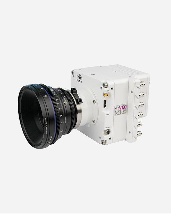 telecamera Phantom VEO 640
