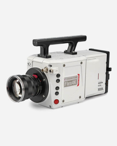 telecamera phantom vision research FLEX4K GS