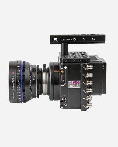 telecamera phantom vision research veo4k pl
