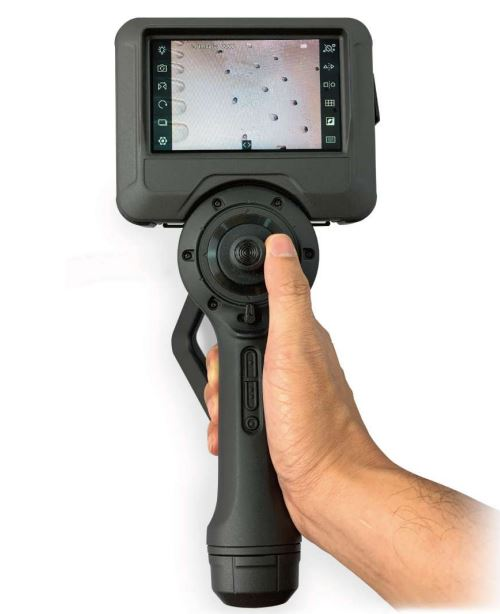 videoendoscopio X750, videoendoscopio mitcorp