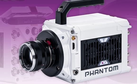 fotocamera ad alta velocità, phantom