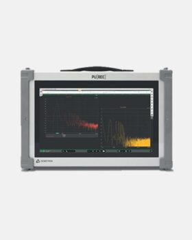 sistema di acquisizione dati portatile purec recording